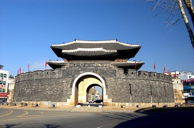水原 華城 Suwon Hwaseong