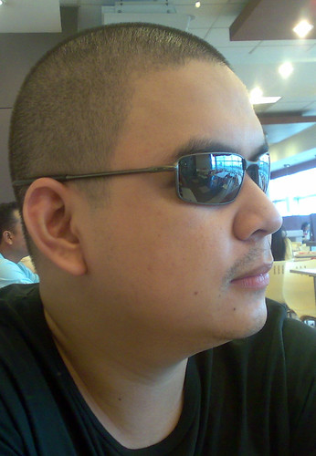 3072af1dd8 óculos Oakley Titanium Square Wire Iridium Polarizado