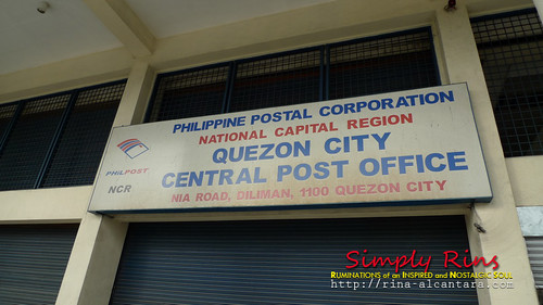 Philippine Postal 07