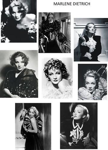 Marlene Dietrich-a