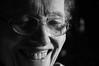 just laugh... (...storrao...) Tags: portrait bw home portugal casa nikon grandmother retrato pb nb porto laugh week36 rir avó sorrir d90 project52 storrao sofiatorrão nikond90bw