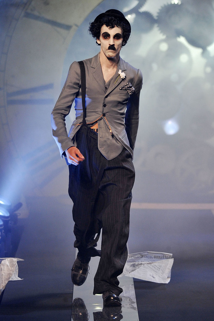 John Galliano SS 2011 Menswear