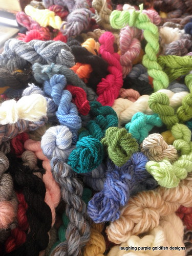 more mini skeins