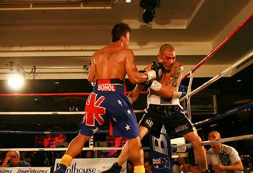 Flickriver: Photoset 'Big Time Boxing - Grange Old School' by