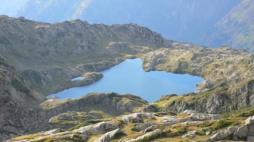 Lac du Brevant near Chamonix