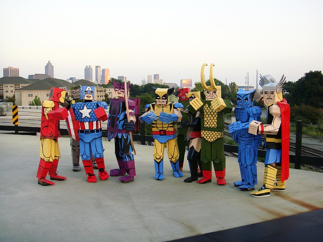 Avengers Assembled 3