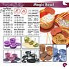 Magic Bowl ; Rp. 98.000 - Rp. 138.000