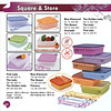 Square & Store; Rp.198.000,-