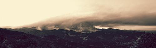 Fourmile Canyone Fire