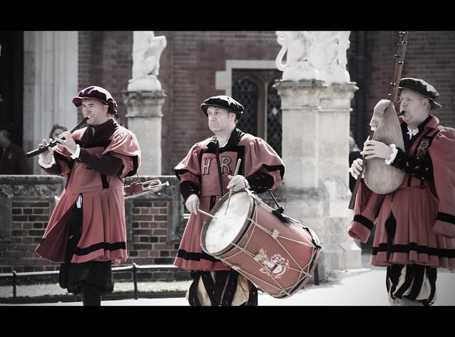 Court Musicians
