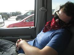 Sleepy Nick (Homies In Heaven) Tags: sleepy nickp burningman2010