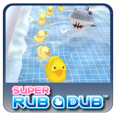 PlayStation Store - Super Rub A Dub