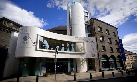 Sevenstories Centre for Children's Books