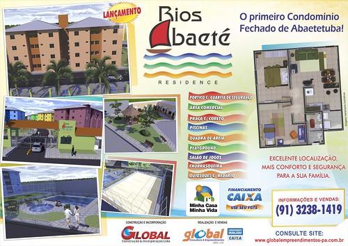 Anúncio Rios Abaeté