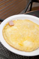 チーズとハムのオムレツ, Eggs'n Things, Harajuku