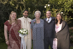 Sanjay and Julie's Wedding Photo