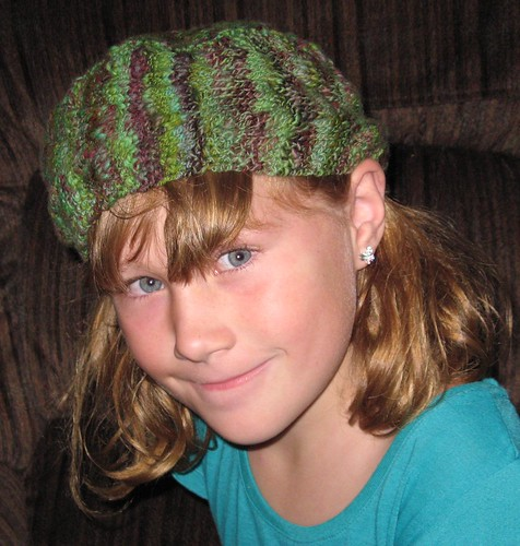 Homespun Hat 12
