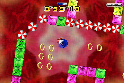 Sonic the Hedgehog 4 Episode I - iPhone