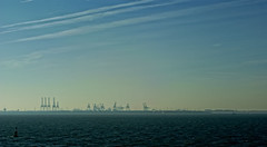 Zeebrugge (Chris McLoughlin) Tags: landscape belgium zeebrugge sonyalphaa300 chrismcloughlin prideofyorkferry