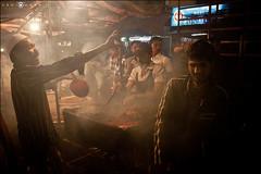 Iftar at Russell Market, Bangalore (abhiomkar) Tags: people food india shop russell market beef indian smoke muslim bangalore eid celebration celebrations shops karnataka nagar iftar shivaji mubarak eidmubarak krishlikesit