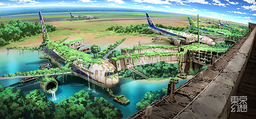 Tokio postapocalíptico (Manga y Animé)