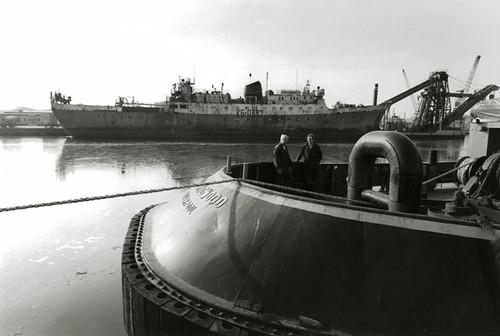 john darwell-Tug-boat