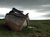 Land ahoy (Mr Grimesdale) Tags: boat olympus mooring dee wreck wrecks wirral riverdee heswall e510 stevewallace sheldrakes mrgrimesdale