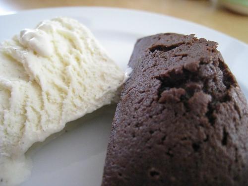 Petit gateau chocolat noisette 02