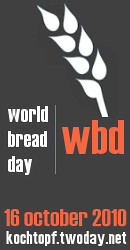 World Bread Day 2010 (submission) date October 16)