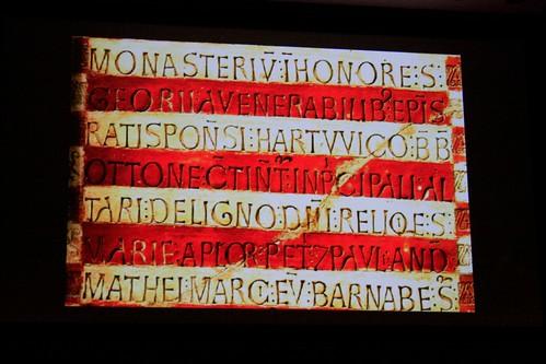 Robert Bringhurst's slides