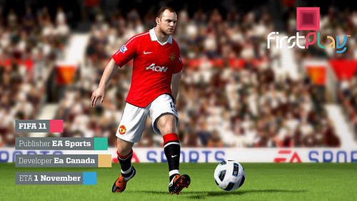 First Play - FIFA 11