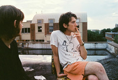 (chris wang) Tags: cool jasper montreal guys 420 smoking baydala