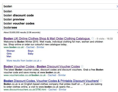 How should online retailers handle discount codes – Shop Discount Vouchers