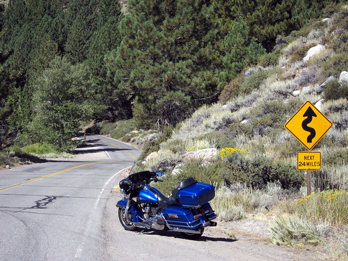 Curves next 24 miles