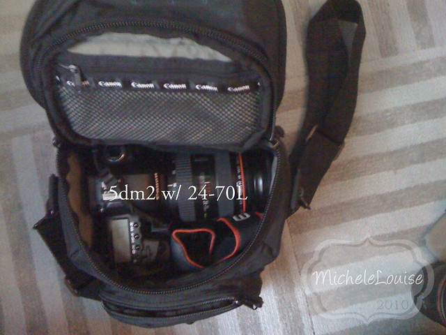 Small Canon Bag