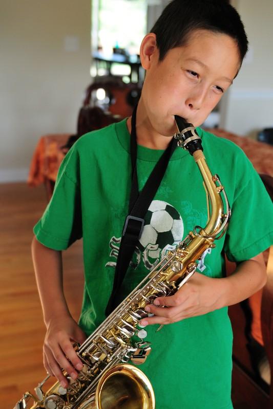 Budding Musician