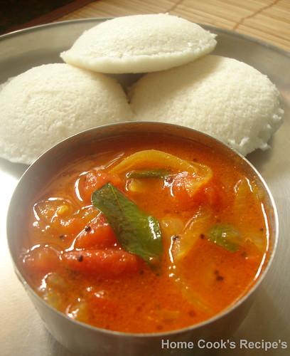 Thakkali Gosthu / Tomato Gojju