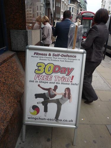 fitness & self defence