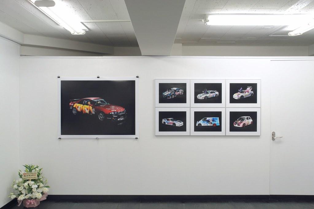 """Tomoyuki Sakaguchi photo exhibition """"Ita-Sha Otsu"""" at M2 Gallery, Shinjyuku"""