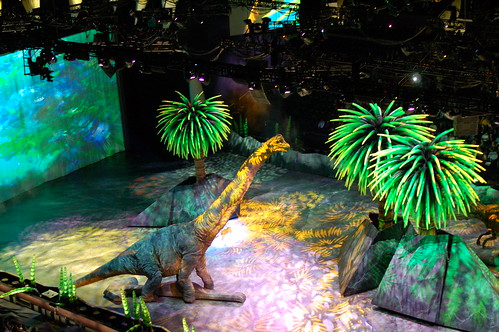 Brachiosaurus: Walking with Dinosaurs