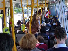 Crowding, bus 903