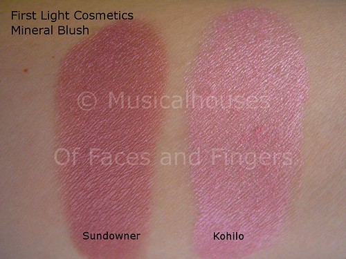 first light cosmetics sundowner kohilo