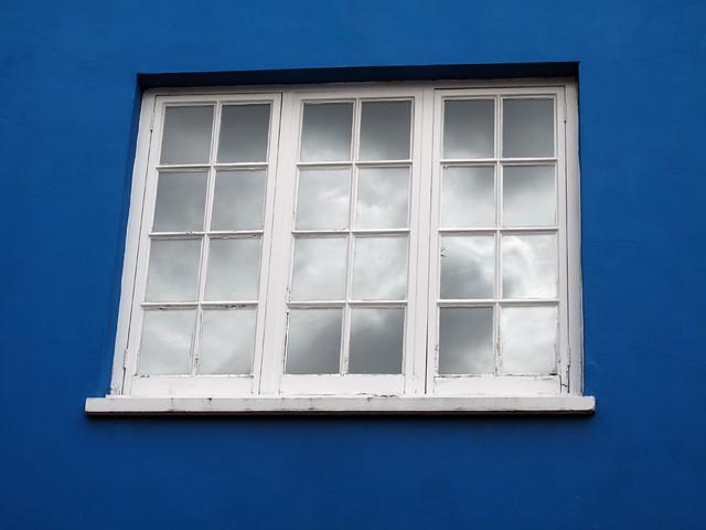 Il cielo nella finestra