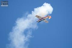 G-BTZB - 801810 - Aerostars Team - Yakovlev Yak-50 - Duxford - 100905 - Steven Gray - IMG_7977
