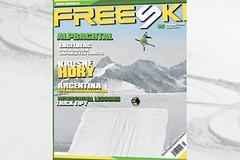 FREESKI 05 právě vychází