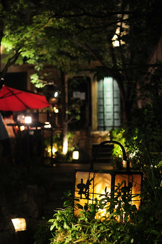 Entrada del Gonpachi de Nishi-Azabu