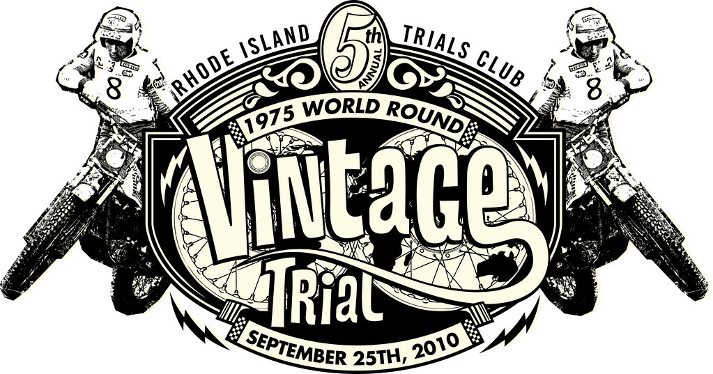 RITC Vintage Trials Event Graphic