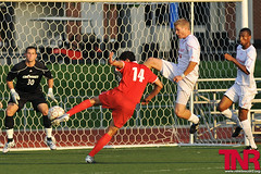 EQ_UCvsUD_8_web (EamonQ) Tags: sports football nikon soccer uc tnr ud 2010 universityofcincinnati seasonopener sept1 universityofdayton thenewsrecord collegesoccer d300s 912010 eamonqueeneyphotograhpy 175rivalry