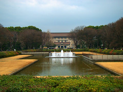 Tokyo National Museum (HIADA) Tags: japan museum tokyo ueno sony national nacional japon hdr tokio tokyonationalmuseum tokyomuseum h50 photomatix hiada museio