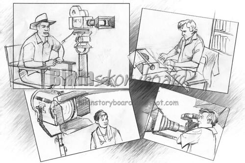 Pengertian Storyboard